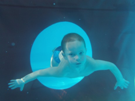 Onderwater foto Pleun Kneepkens