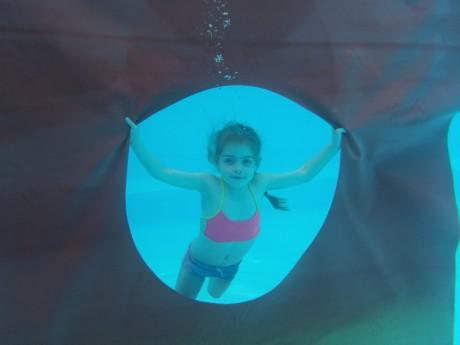 Onderwaterfoto Joëlle Janssen