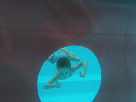 Onderwater foto Chris Bruggenwerth