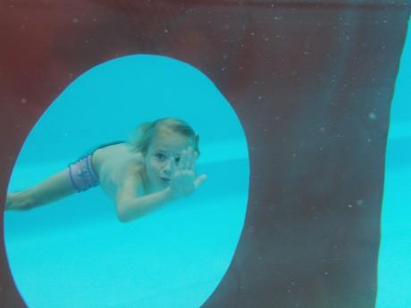 Onderwater foto Elles Loijen