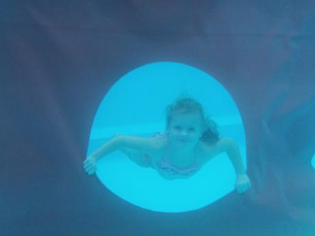 Onderwater foto Lotte Minten