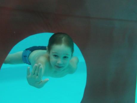 Onderwater foto Kay Vaes