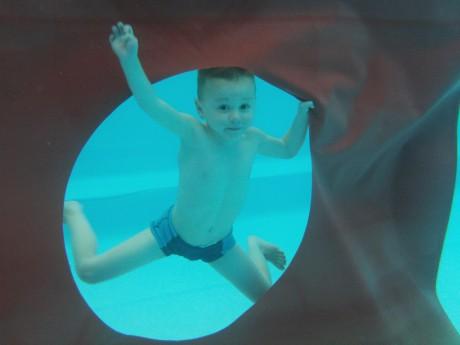 Onderwater foto Dilan Schreurs