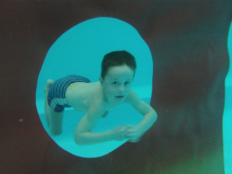 Onderwater foto Sam Strijbos