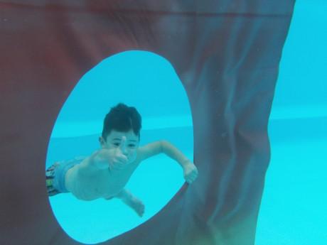 Onderwater foto Sil Geuns
