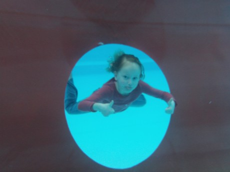 Onderwater foto Marieke Basten