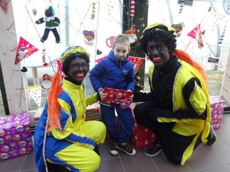 Zwarte Pieten oefenuurtje