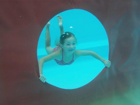 Onderwater foto Ellis Manders