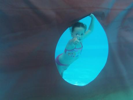 Onderwaterfoto Elena v/d Goor