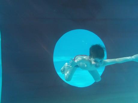 Onderwaterfoto Niek Meusen
