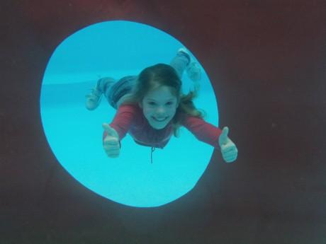Onderwater foto Anne-Fleur van Rooij