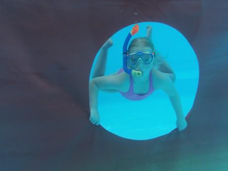 Pien Claassens snorkelen 1.JPG
