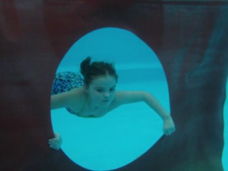 Onderwater foto Alana de Laat