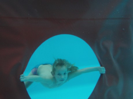 Onderwater foto Saartje Hermans