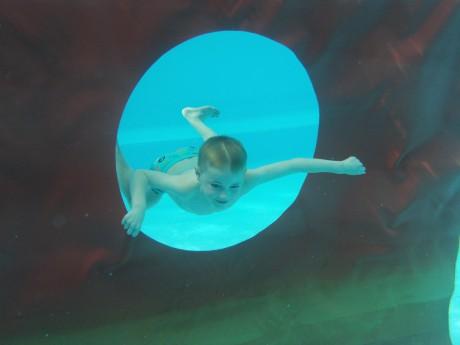 Onderwater foto Hugo v/d Velden