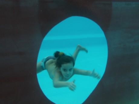 Onderwater foto Pip Knapen