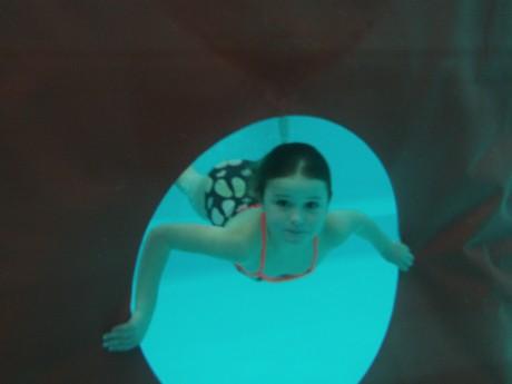 Onderwater foto Mandy Roost