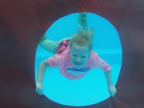 Onderwater foto Pien Claassens
