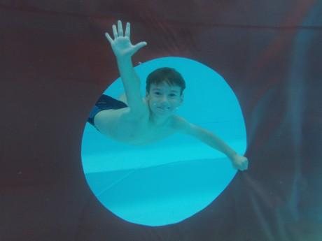 Onderwater foto Wesley Vossen