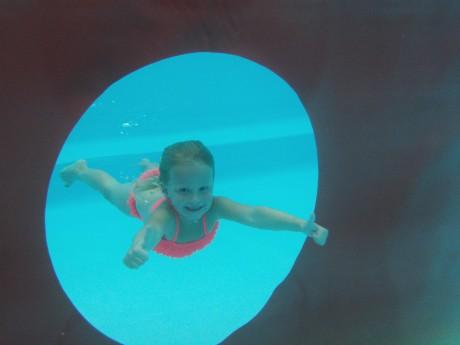 Onderwater foto Hilke Hupkens