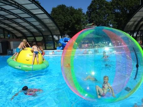 Aqua-Bubble zomer 2016