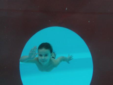 Onderwater foto Femke van Bree