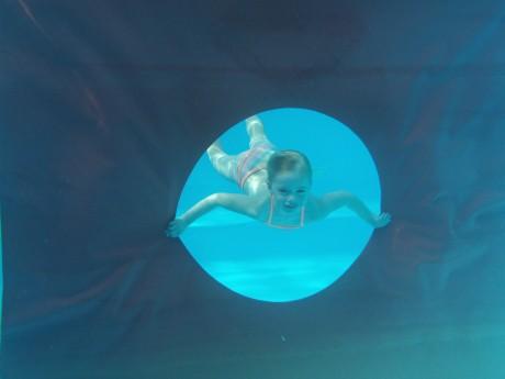 Onderwaterfoto Pien Janssen