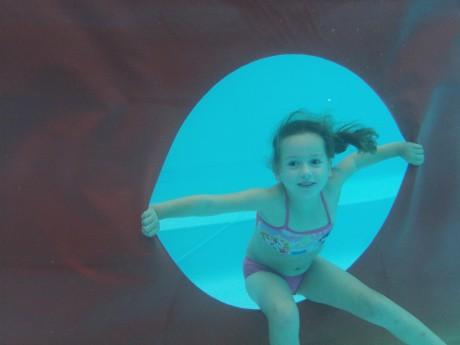 Onderwater foto Elena vd Goor
