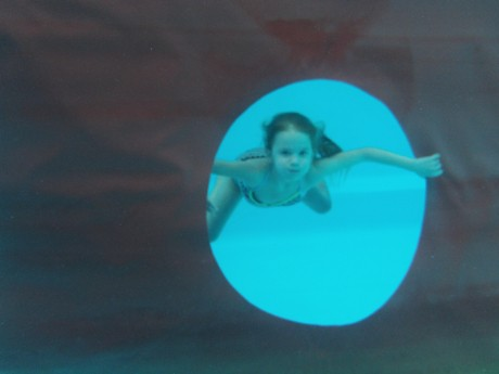 Onderwater foto Loes Gielen