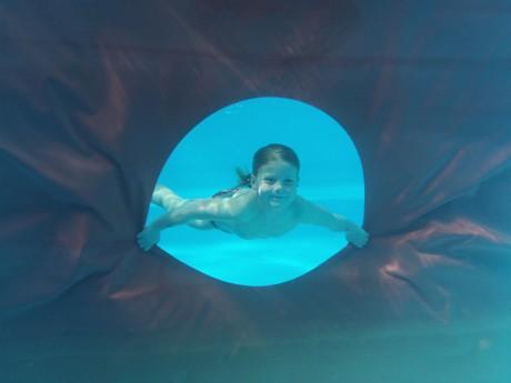 Onderwater foto Fenne Bakker