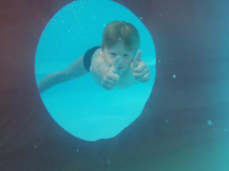 Onderwater foto diploma B