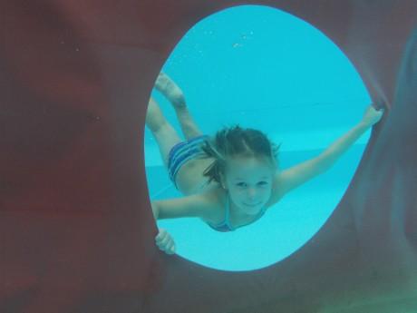 Onderwater foto Eva Leijsten