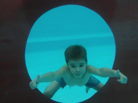 Onderwater foto Guus Linskens