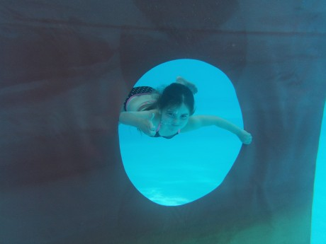 Onderwaterfoto Ymke Tillemans